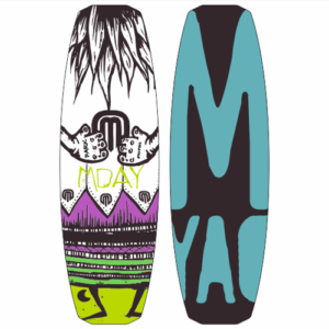 MDAY-wakeboard-green